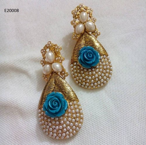 Gold Plated jewelry ornaments Earrings E-20008
