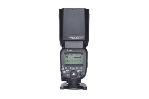 Yongnuo Professional Flash Speedlight Yongnuo YN-600EX RT Wireless TTL Flash Speedlite for Nikon