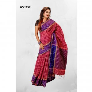 Tat Cotton saree bois-230