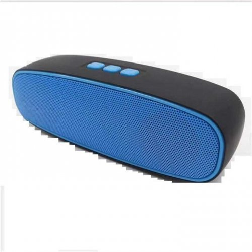 H-966 Outdoor Audio Mini portable wireless Bluetooth speaker ( Blue )