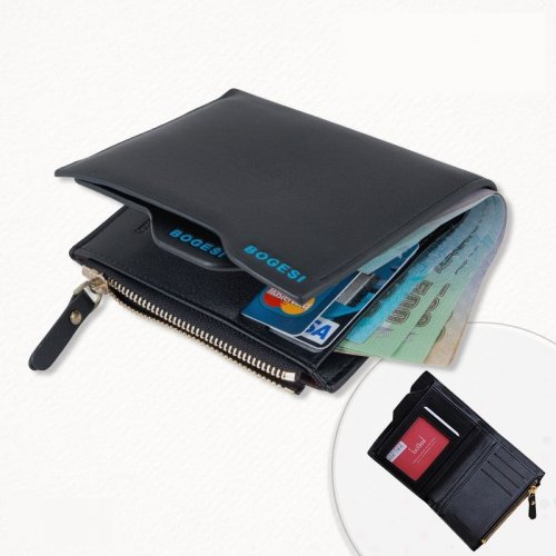 Men's Matras Leather Wallet 2