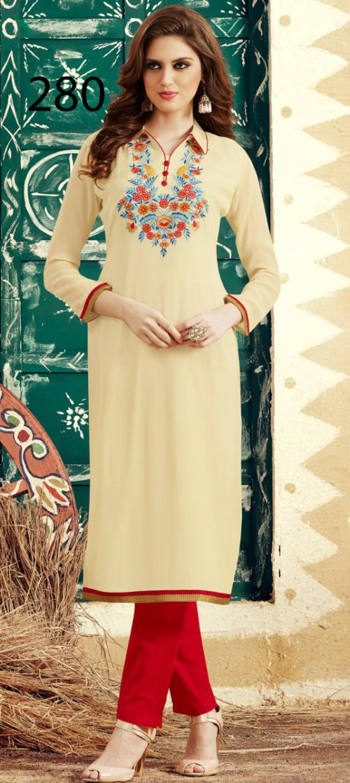 Latest Designers Kurti party wear ladies salwar suits 2