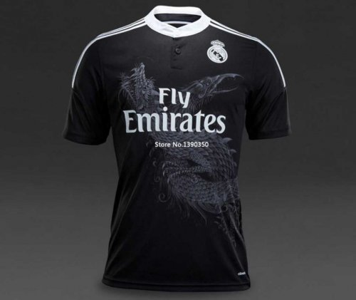 Real Madrid home and away jersey