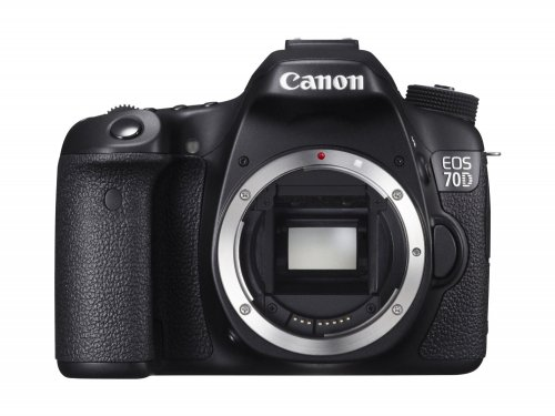 Canon 70D with 18-55 IS STM