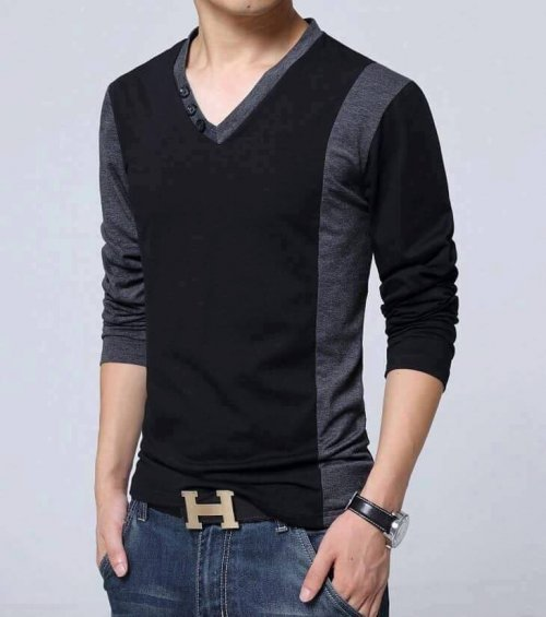 High Quality Men's T-shirt WC-06
