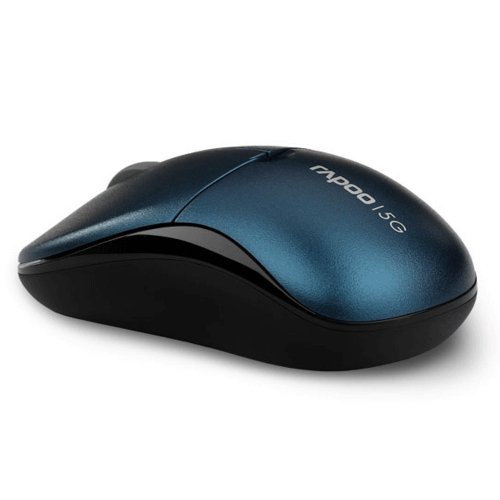 Rapoo 1090P Blue 5.8Ghz Wireless Mouse