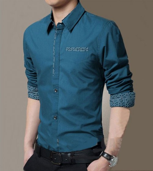Full sleeve jents casual shirt 29