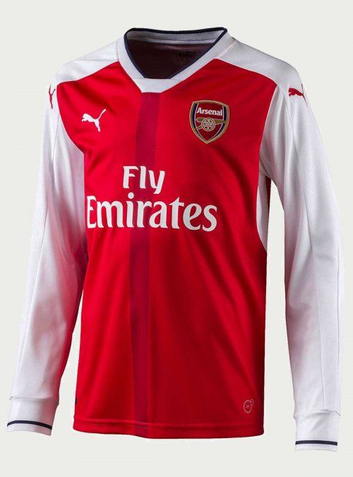 Arsenal Home Kit 16-17-XL