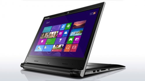 "Lenovo Flex 14 ""4th Gen Core i7 Touch with Win8.1"" Black"