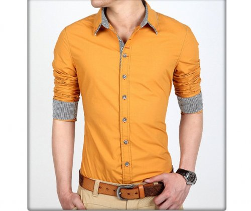 Full sleeve jents casual shirt 30