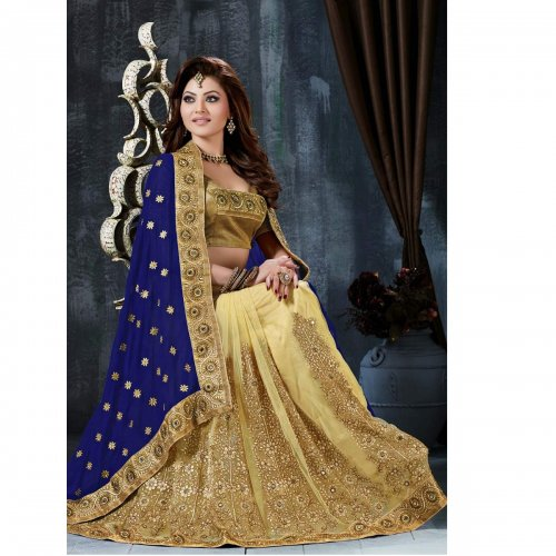 Weight Less Georgette saree SS-642