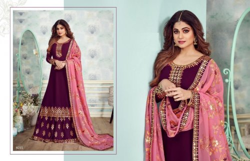 Latest Georgette 3 pieces Salwar Kameez for Women
