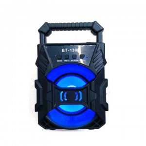 Bluetooth Portable Speaker USB / FM / SD BT-1303 Blue