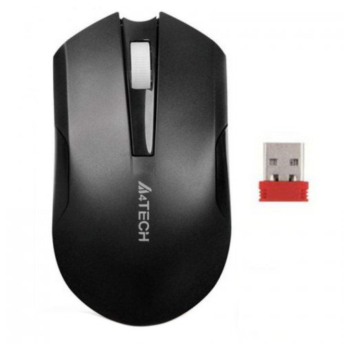 A4Tech G3-200N Wireless Mouse (Black)