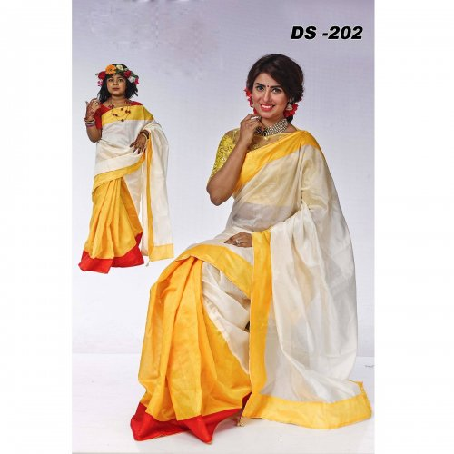 Indian IS Katan saree DS-202A