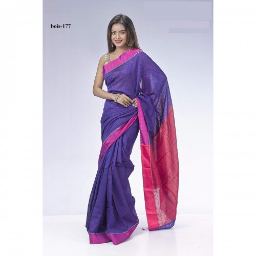 Tossor silk saree bois-177