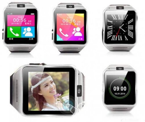 2 IN 1 SMART MOBILE GEAR & SMART WATCH MOBILE