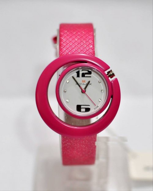 xenlex ladies watch pink 2