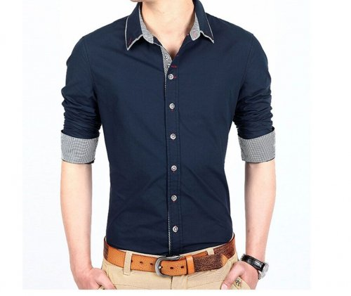 Full sleeve jents casual shirt 33