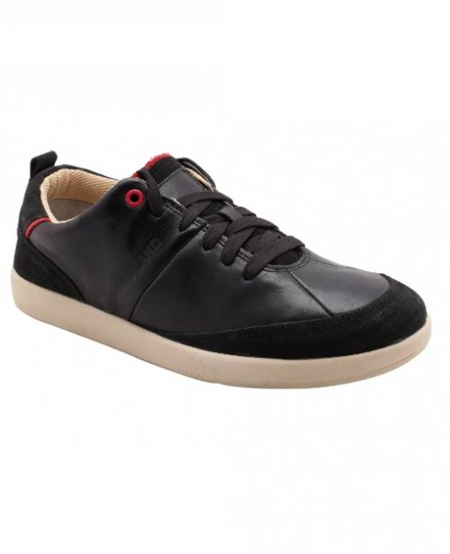 ORIGINAL Woodland Men's Casual Shoes BLACK