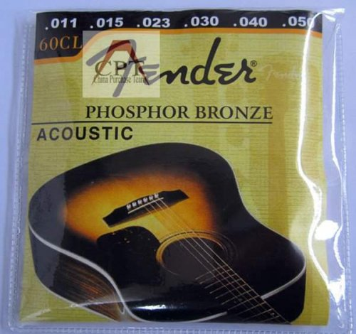 Fender Acoustic Guitar Strings