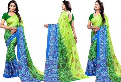 chundi silk saree n-036