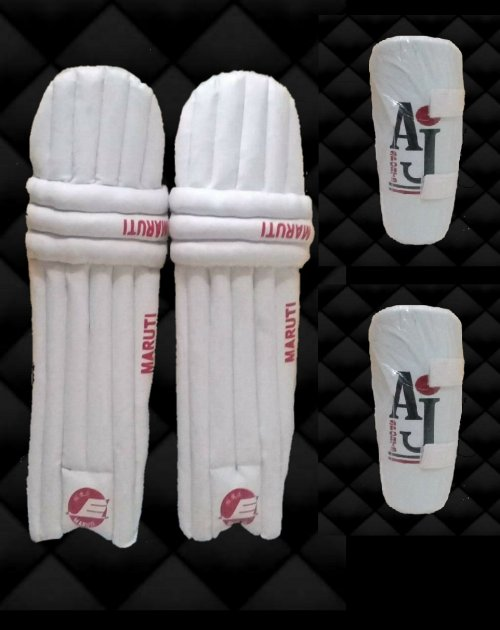 Cricket leg pad and hand pad Jambo offer