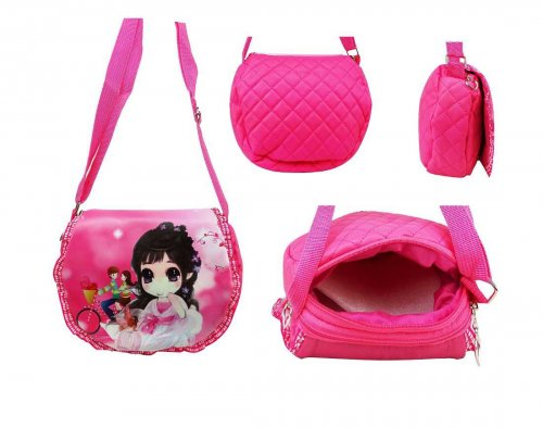 Cute ladies cross belt hand bag