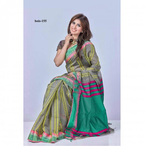 Tossor Silk saree bois-155