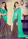 Indian Soft georgette Saree se-227