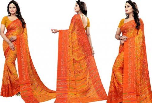 chundi silk saree n-091