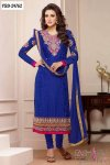 unstiched block printed cotton salwar kameez seblock-431