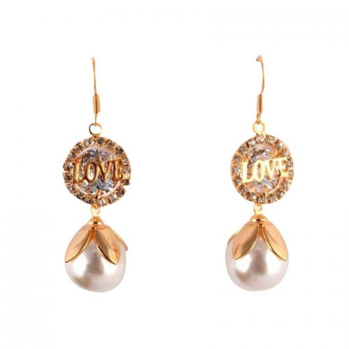 Love Earrings for Women