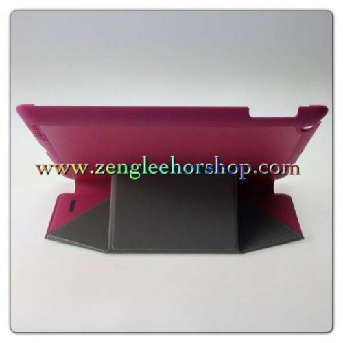 REMAX Leather Cover iPad 2 ,3,4 - pink