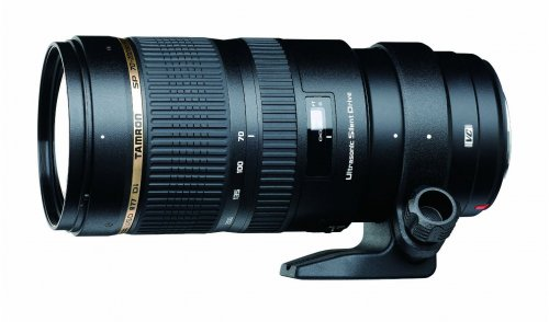 Tamron 70-200mm f/2.8 with VC
