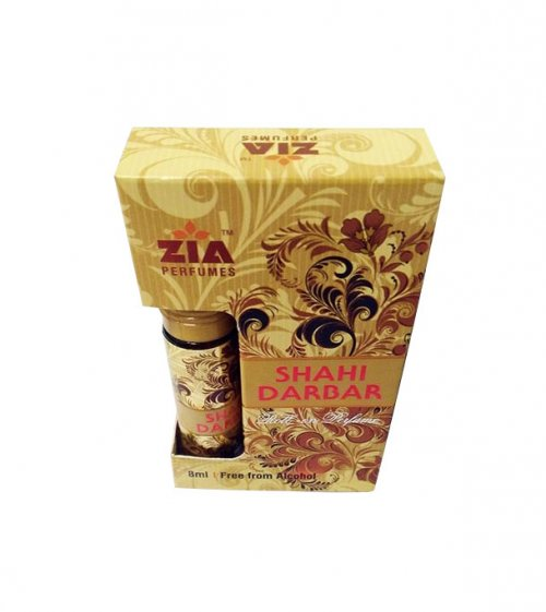 Shahi Darbar Unisex Attar 8ml By ZIA Perfumes