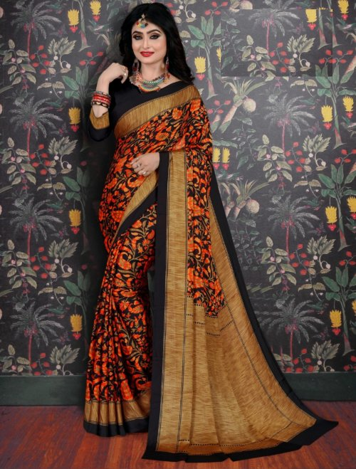 Soft Silk saree se-708