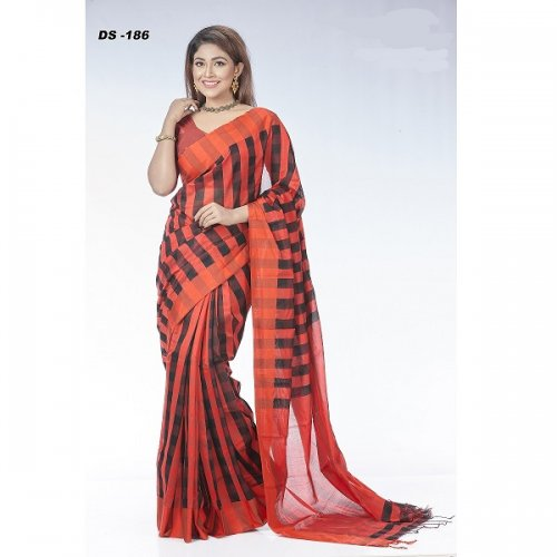 Silk saree DS-186