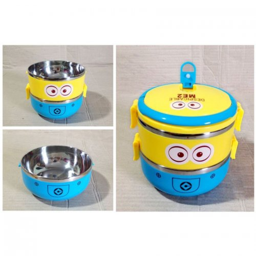 Minion 2 Layer Hotpot