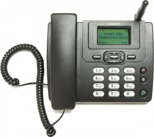 Huawei Single Sim Telephone set - FM Radio Model : 3125i