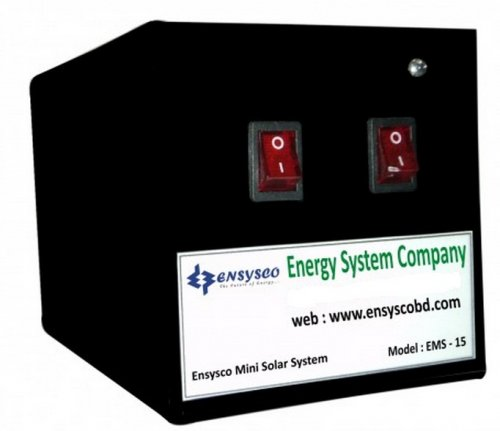 Mini PV Solar Energy System for Home EMS15 15W