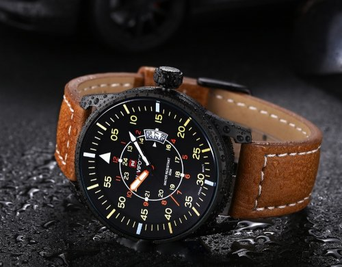 NAVIFORCE NF9044 Quartz Men