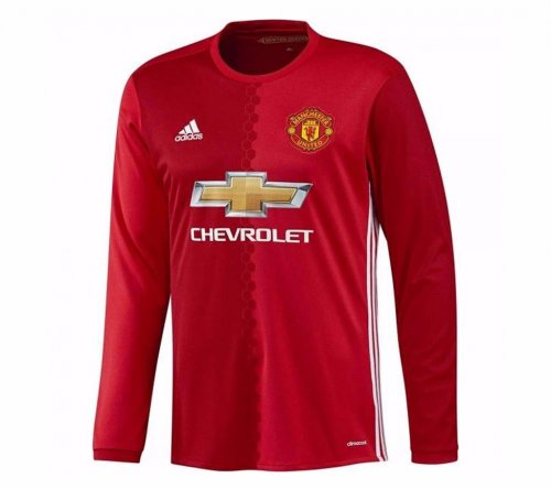 Manchester United jersey 2016 2017