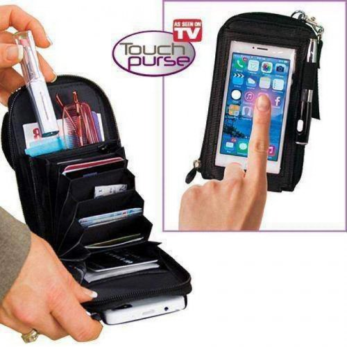 Universal Touch Purse For Smartphone
