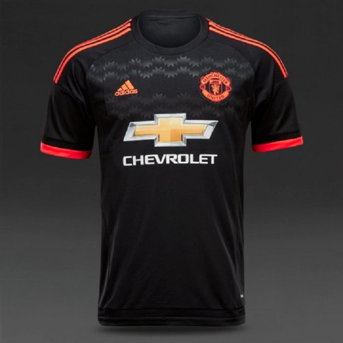 Manchester United Training Jersey Black