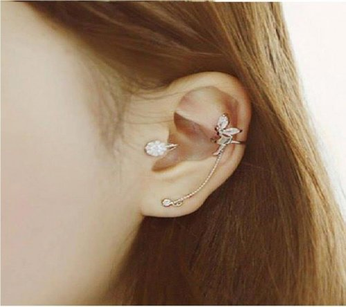 crystal ear ring 5