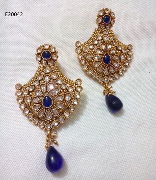 Gold Plated jewelry ornaments Earrings E-20042