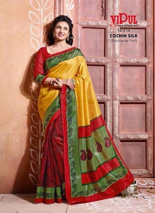 vipul eid collection saree vpl 14914