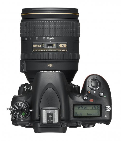 Nikon D750 with Nikon 24-120mm VR N series lens