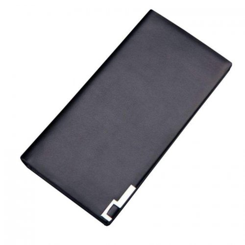 Bostanter Leather Wallet For Men - Black